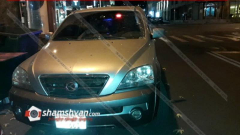 Երևանում 31-ամյա վարորդը Kia Sorento-ով վրաերթի է ենթարկել 3-ամյա երեխային