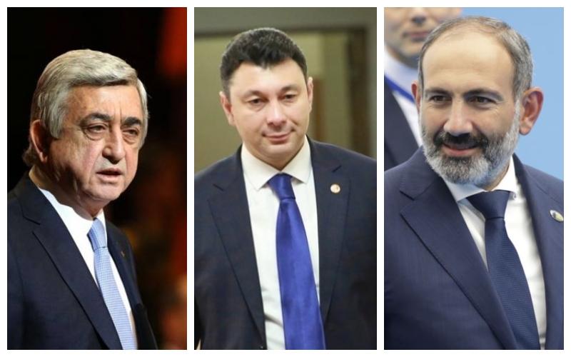 Նիկոլ Փաշինյանն ասում է՝ Սերժ Սարգսյանը քաղաքական դիակ է, ազնի՞վ է