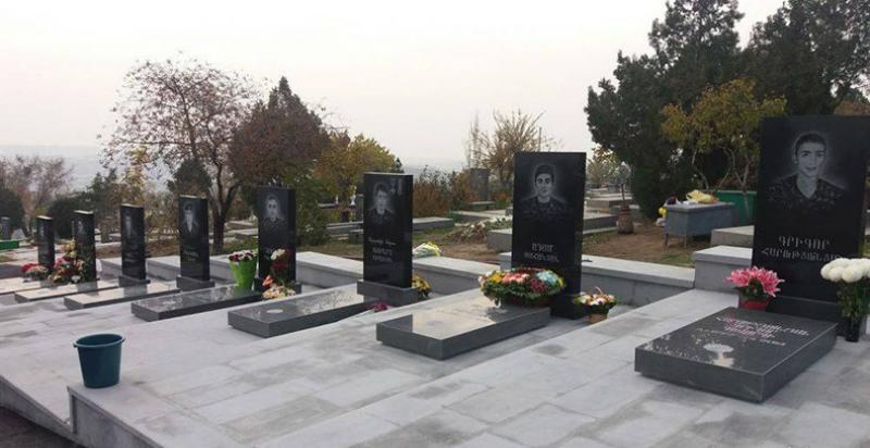 Գերեզմանաքարերի պղծման դեպքերը վերջերս հաճախակի են դարձել․ Երևանի քաղաքապետարան