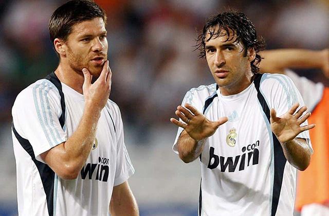 Ռաուլը և Խաբի Ալոնսոն կգլխավորեն «Ռեալի» երիտասարդական թիմերը