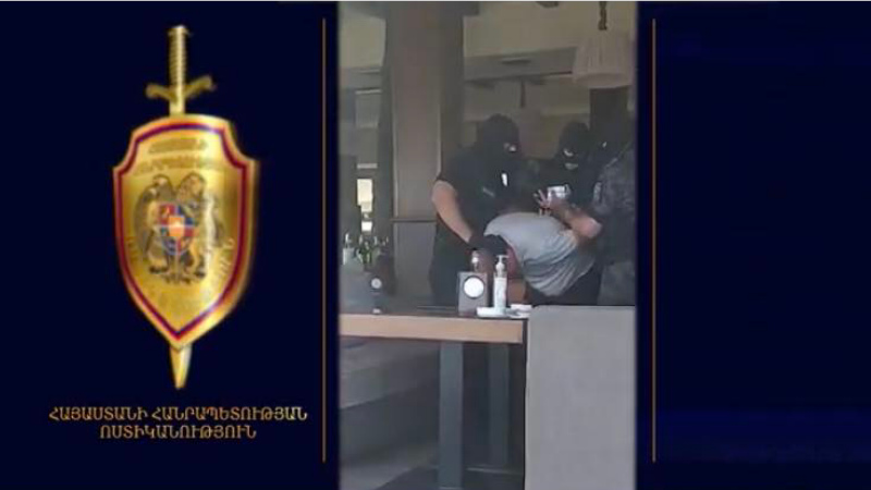 Ոստիկանները բերման են ենթարկել, այսպես կոչված՝ «օրենքով գող» «Ուֆայի Գևորիկին»․ նա ձերբակալվել է