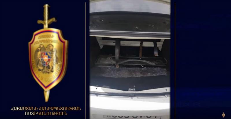 Քանաքեռ-Զեյթունի ոստիկանները գազաբալոնների գողության դեպքեր են բացահայտել