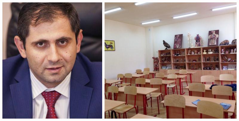 6 դպրոցներ կքանդվեն. Սուրեն Պապիկյան