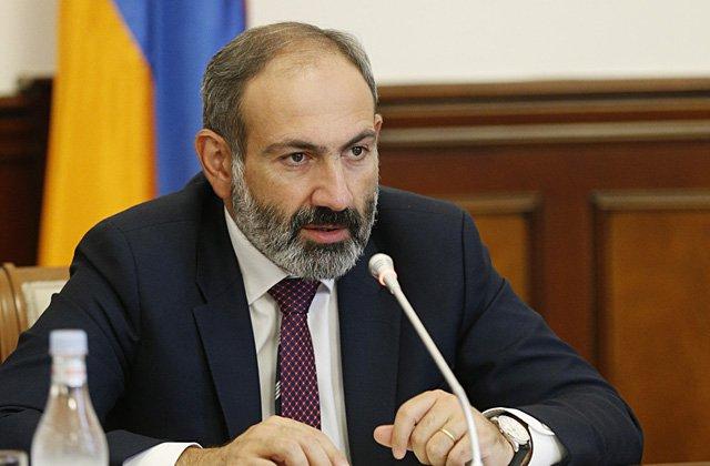 Հայաստանում կա հակահեղափոխություն. Փաշինյան