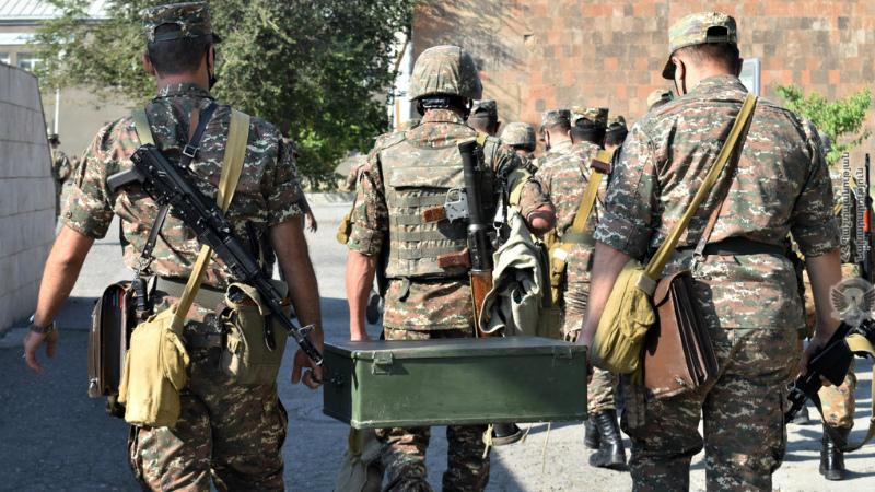 5-րդ զորամիավորման N զորամասում ազդարարվել է ուսումնական տագնապ