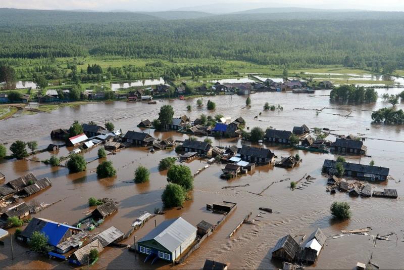 Ջրհեղեղի հետևանքով Իրկուտսկում 12 մարդ է զոհվել. մարզում արտակարգ դրություն է