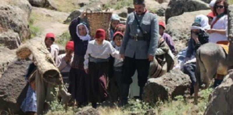 Թուրքիայում հակահայկական հերթական ֆիլմն է նկարահանվում