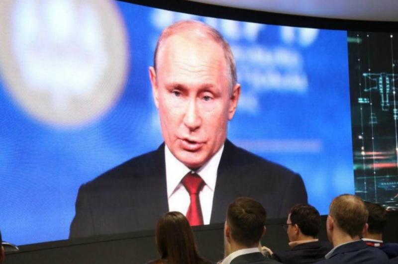 «Վերջին տարիներին ՌԴ բնակիչների իրական եկամուտները կրճատվել են, այժմ սկսել են վերականգնվել». Պուտին