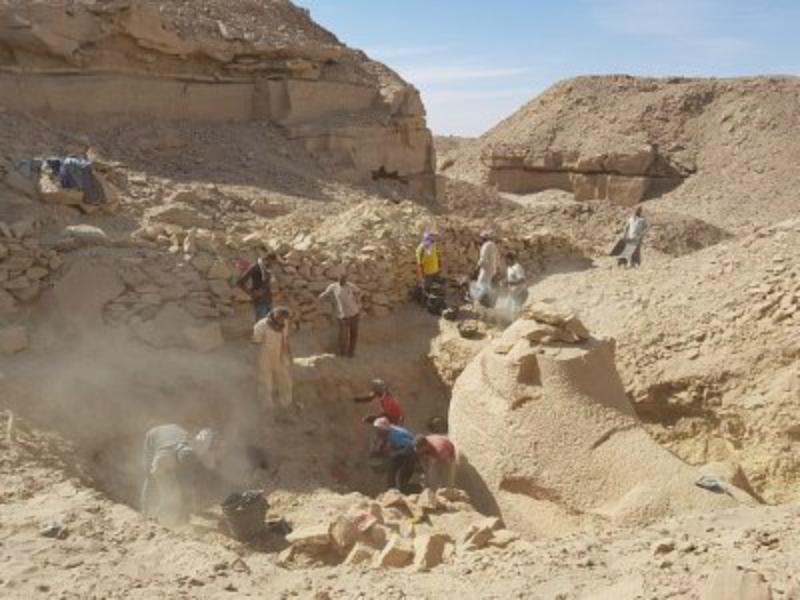 Հնագետները 4000-ամյա սրբազան դամբարան են բացել