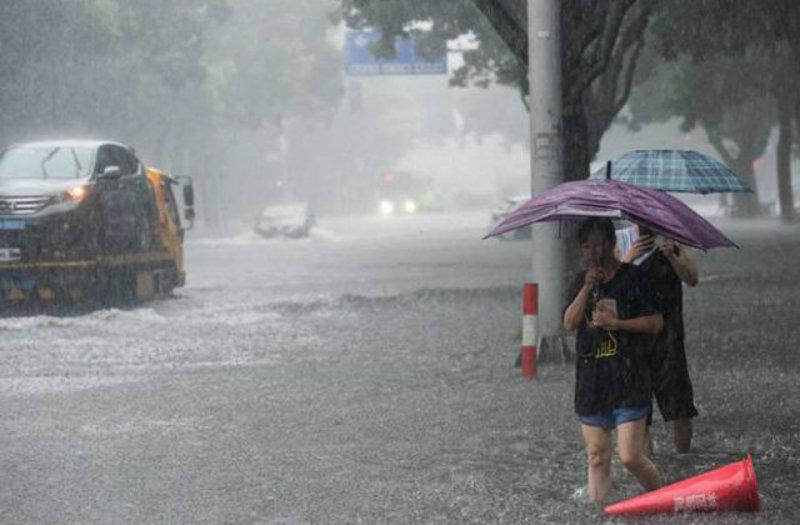 «Լեկիմա» չինաստանյան թայֆունը 13 մարդու կյանք է խլել