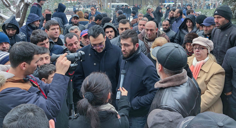 Մանվել Գրիգորյանի կալանավորումը պահանջող ցուցարները 3 օր տվեցին Փաշինյանին