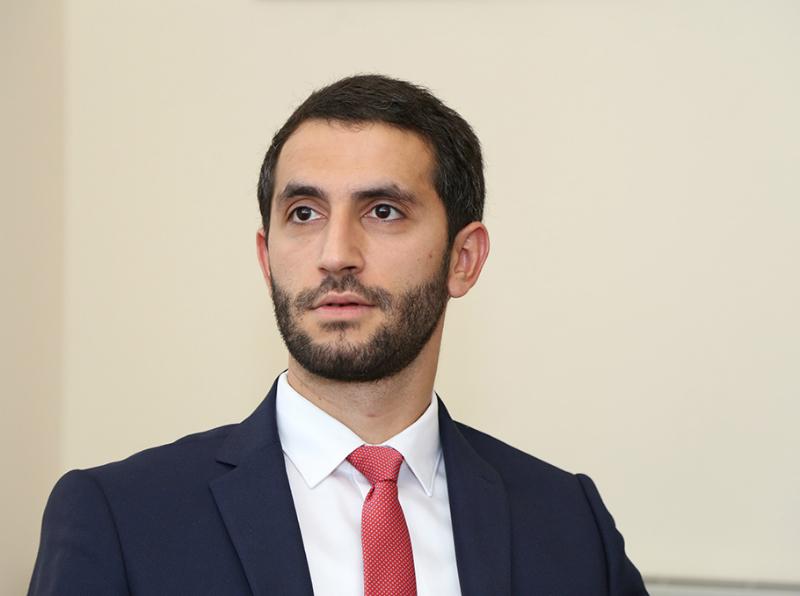 Սիրիա զորք չի ուղարկվել, ուղարկվել է մասնագետների խումբ. Ռուբեն Ռուբինյան