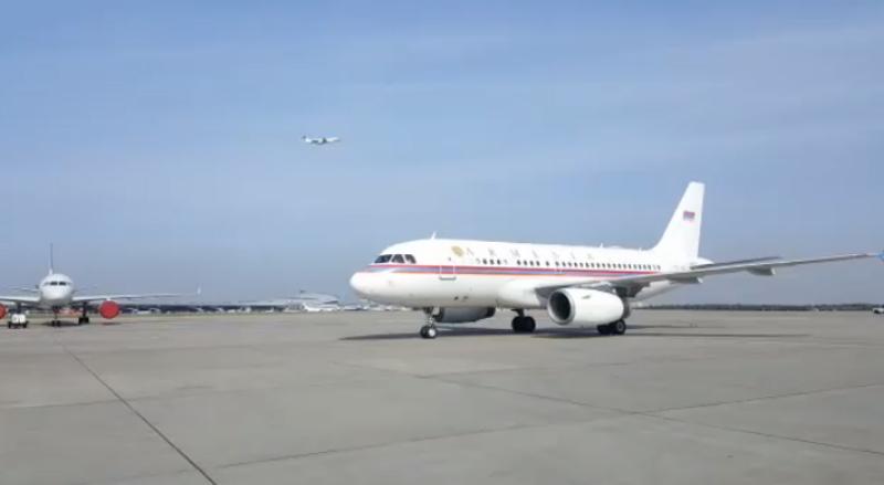 Սանկտ Պետերբուրգից Երևան թռիչքն անհայտ պատճառով հետաձգվել է