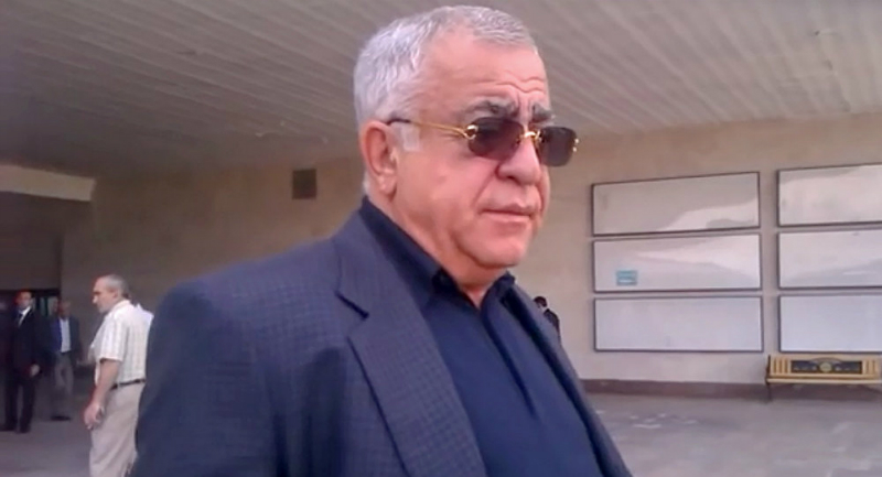 ԱԱԾ-ն թույլ է տվել  Ալեքսանդր Սարգսյանին ժամանակավոր հեռանալ Հայաստանից