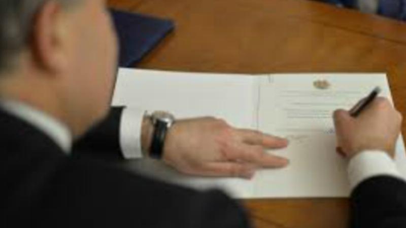 Արմեն Սարգսյանը նոր օրենքներ է ստորագրել
