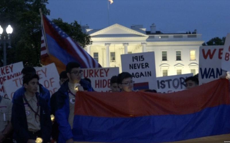 ԱՄՆ մայրաքաղաք Վաշինգտոնը ճանաչեց Հայոց Ցեղասպանությունը
