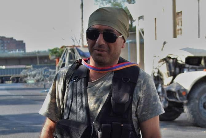 ՊՊԾ գնդի գրավման գործով պաշտպանը միջնորդություն է ներկայացրել Սեդրակ Նազարյանի խափանման միջոցը փոխելու վերաբերյալ