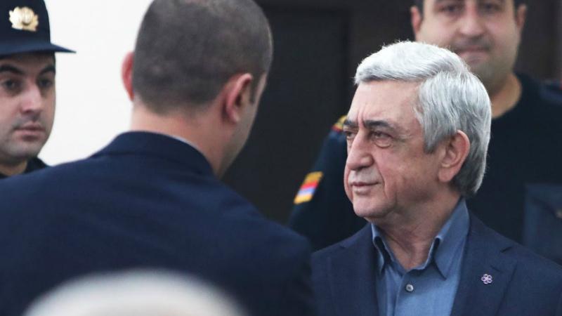Սերժ Սարգսյանի գործով դատախազը չի հեռացվի վարույթից. դատարանը հրապարակեց որոշումը