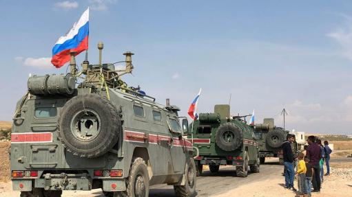 Քրդերը Սիրիայում քարեր են նետել թուրքական ու ռուսական զրահապատ մեքենաների վրա