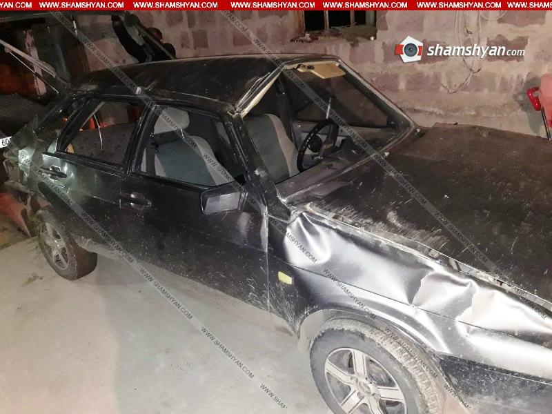 17–ամյա դպրոցականը դպրոցի տնօրեն հոր մեքենայով վթարի է ենթարկվել. 3 դպրոցականներ տեղափոխվել են հիվանդանոց