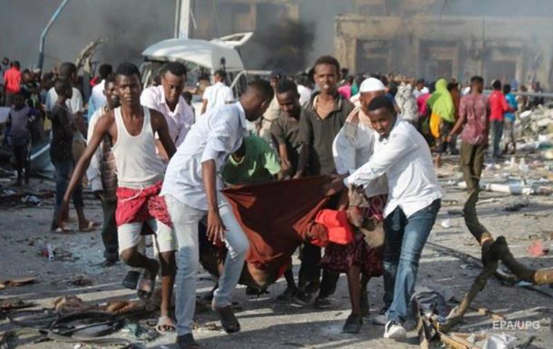 Ահաբեկչություն Սոմալիի մայրաքաղաքում. կան զոհեր և վիրավորներ