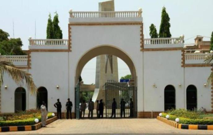 Սուդանում հրդեհվել է նախագահական պալատը