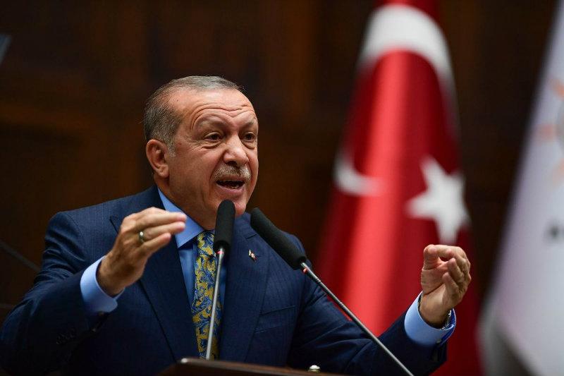 Էրդողանը խոսել է Ներկայացուցիչների պալատում Հայոց ցեղասպանության ճանաչման բանաձևի ընդունման մասին