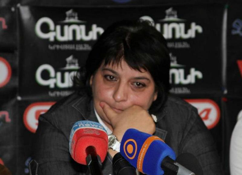 ԼԳԲՏ համայնքին Հայաստանում օգտագործում են որպես շանտաժի գործիք. Վարդ Սիմոնյան