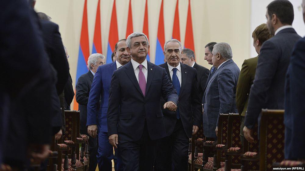 ՀՀԿ-ում լուրջ տարաձայնություններ կան. Սերժ Սարգսյանը հույս ունի 20-30 տոկոս ունենալ ԱԺ-ում. «Հրապարակ»