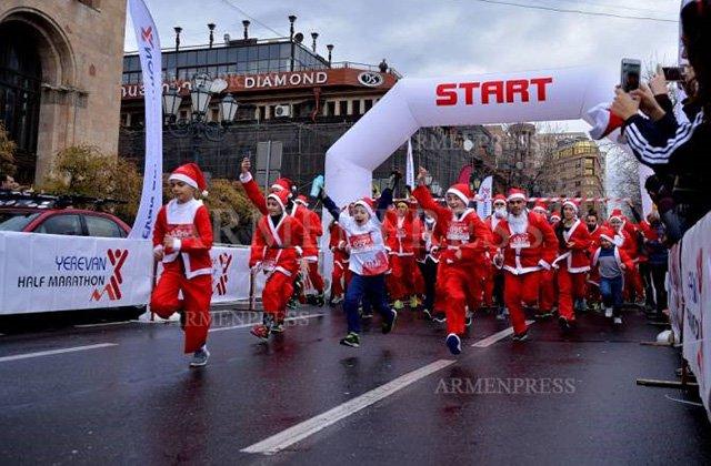 Դեկտեմբերի 23-ին մի շարք փողոցներ փակ կլինեն