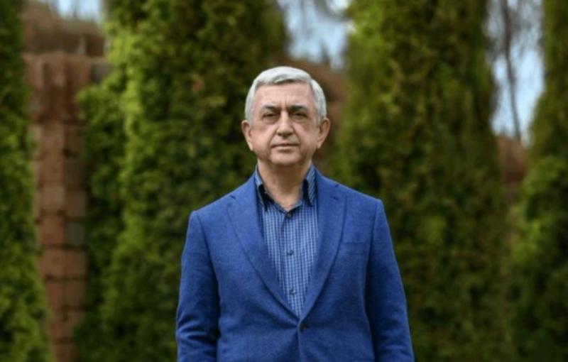 Գործարկվել է ՀՀ 3-րդ նախագահ Սերժ Սարգսյանի պաշտոնական կայքը