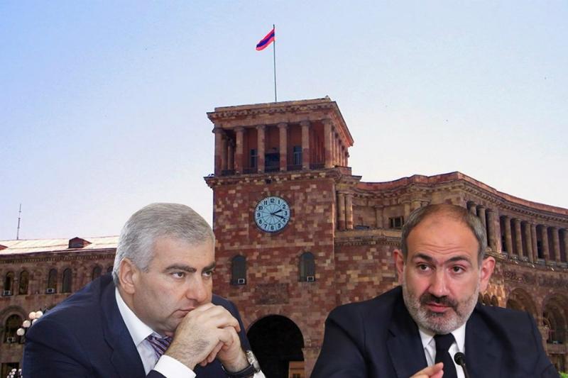 «Ժամանակ». Անսպասելի քննարկում՝ Սամվել Կարապետյանի և Նիկոլ Փաշինյանի միջև. ի՞նչ ենթակառուցվածք գնելու հնարավորության մասին է խոսվել