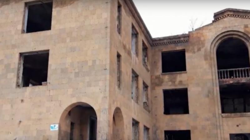 Վանաձորի նախկին հիվանդանոցի շենքը ձևական աճուրդով վաճառվել է անհամեմատ ցածր արժեքով․ ոստիկանություն