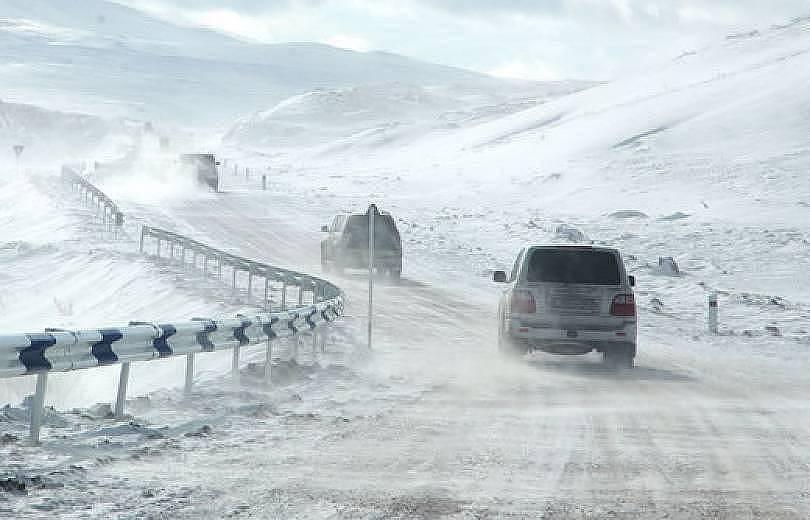 Վարդենյաց լեռնանցքը կցորդիչով բեռնատարների համար փակ է