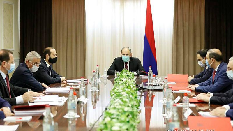 Հուլիսյան հաղթական մարտերն ապացուցեցին, որ Ղարաբաղի հարցը չունի ռազմական լուծում. վարչապետի ելույթը ԱԽ նիստում