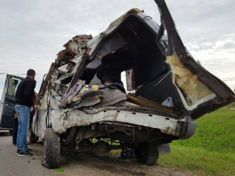 Տվերում ավտովթարից 12 մարդ է զոհվել