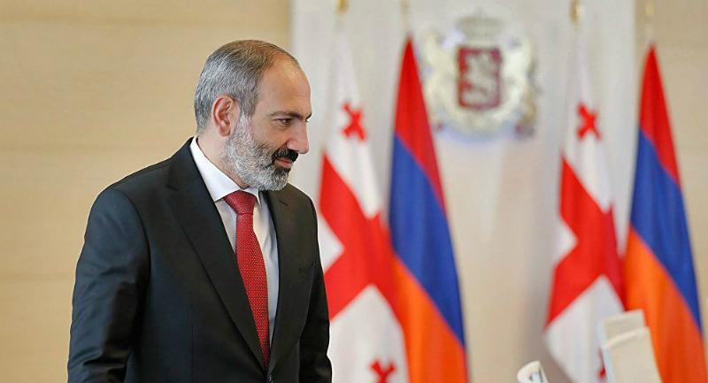 Հայաստանի ղեկավարը բարեկամ վրաց ժողովրդին շնորհավորել է նաև թվիթերյան իր միկրոբլոգում