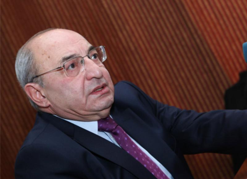 Հանրային խորհրդի նախագահ է նշանակվել Վազգեն Մանուկյանը