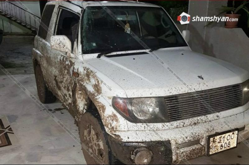 Տավուշի մարզում ավտովթարի հետևանքով շրջանավարտ է վնասվածքներ ստացել. Shamshyan.com