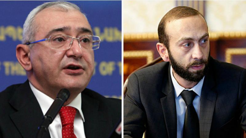 ԿԸՀ նախագահը հանդիպել է ԱԺ նախագահի հետ. Մուկուչյանը ներկայացրեց, թե ինչի շուրջ է եղել քննարկումը
