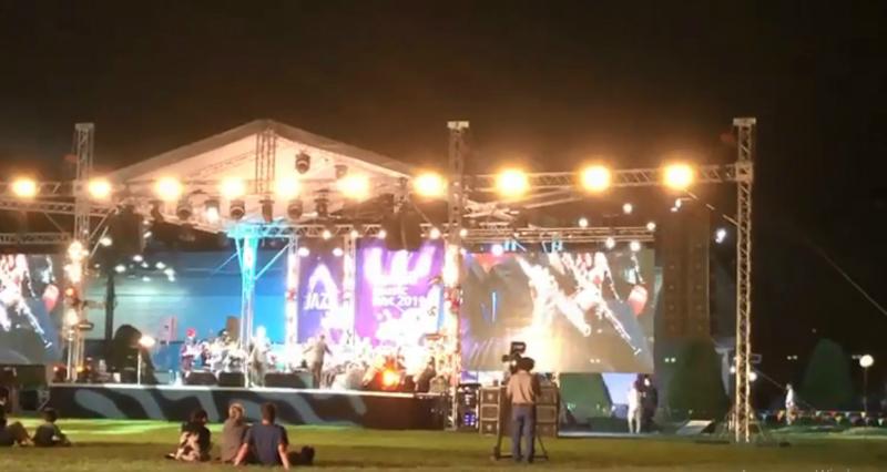 Տենոր Գոռ Արսենյանը Ղրղզստանում երաժշտական փառատոնի ժամանակ հիացրեց ներկաներին․ Փաշինյան