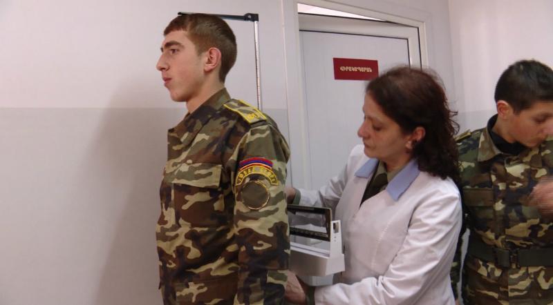 «Մենք ժամկետային զինծառայողի առողջության պահպանաման գործում կաղում ենք և ունենք խնդիր»