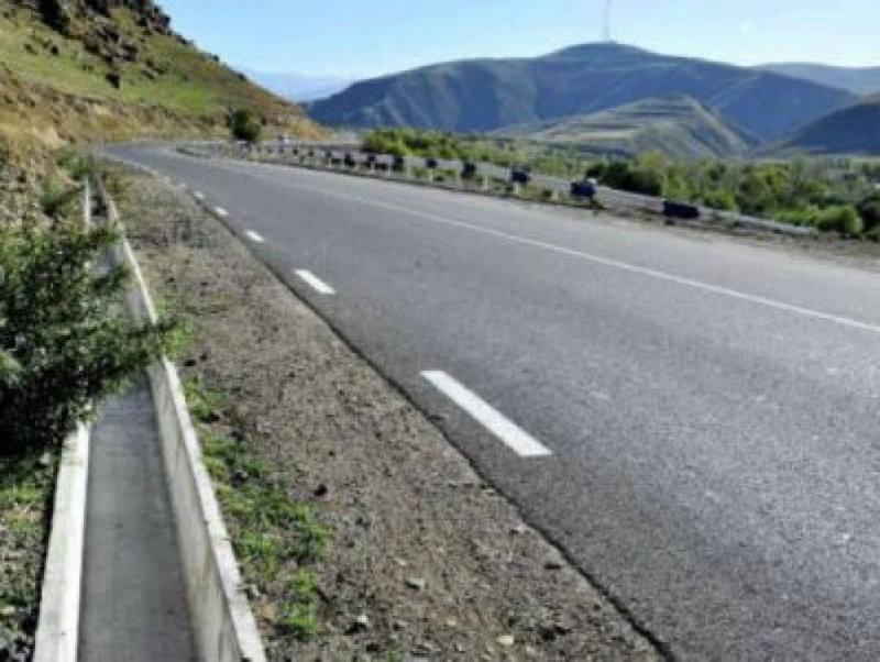 Վանաձոր-Ալավերդի-Բագրատաշեն ավտոճանապարհը բեռնատարների համար փակ է