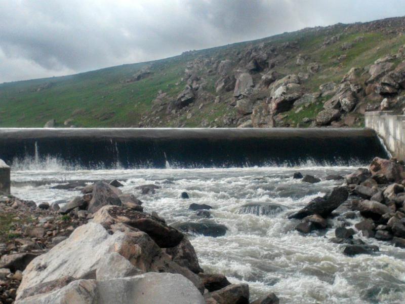 97 փոքր ՀԷԿ-ում տեղադրվել և կնքվել են առցանց ջրաչափեր