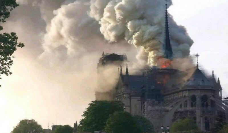 Փարիզի Աստվածամոր տաճարի համար խոստացված նվիրատվություններից արվել Է միայն 9 տոկոսը. Franceinfo
