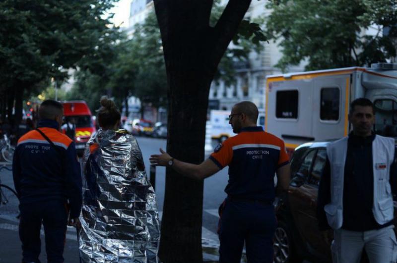Փարիզի կենտրոնում բռնկված հրդեհի հետևանքով 3 մարդ է մահացել․ կա 28 վիրավոր