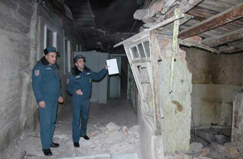 Փլուզում է տեղի ունեցել Վաղատուր գյուղում. կան տուժածներ
