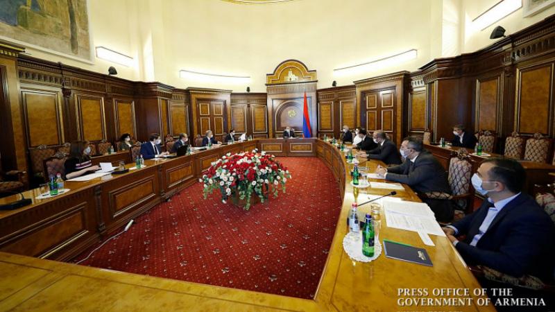 Նիկոլ Փաշինյանին ներկայացվել է ՀՀ քաղաքաշինության կոմիտեի 2019 թ. միջոցառումներն ու դրանց կատարողականը