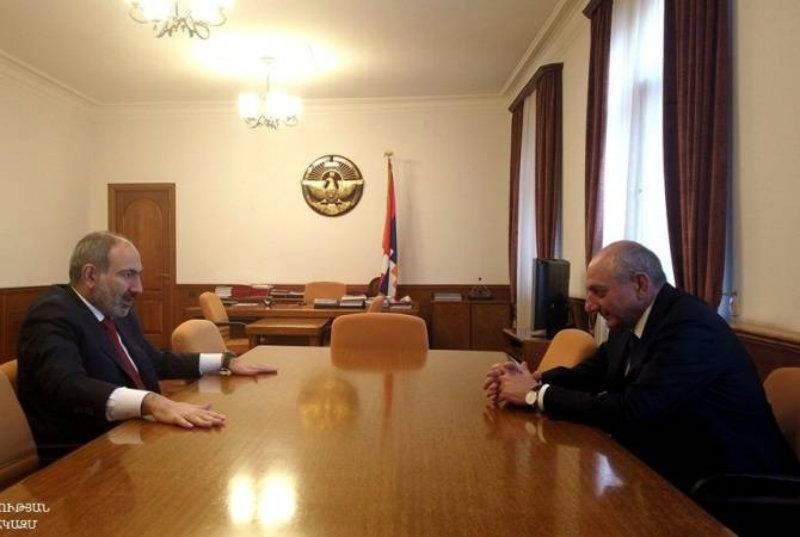 Քննարկվել է հայկական երկու պետությունների փոխգործակցությանը վերաբերող հարցերի լայն շրջանակ