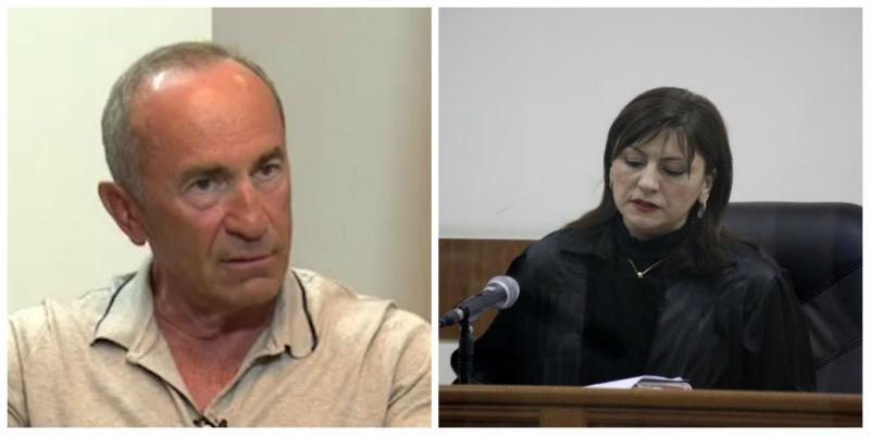 Ինչո՞ւ է ինքնաբացարկ հայտնել Ռոբերտ Քոչարյանի գործով դատավորը